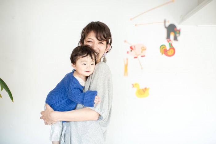 息子さんとの時間を、いまは最大限に楽しみたいとお話してくれた奥さま。