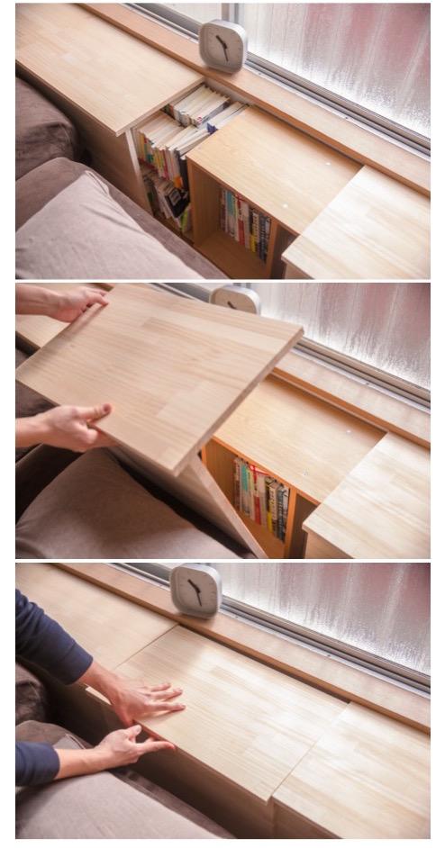 ベッドボード