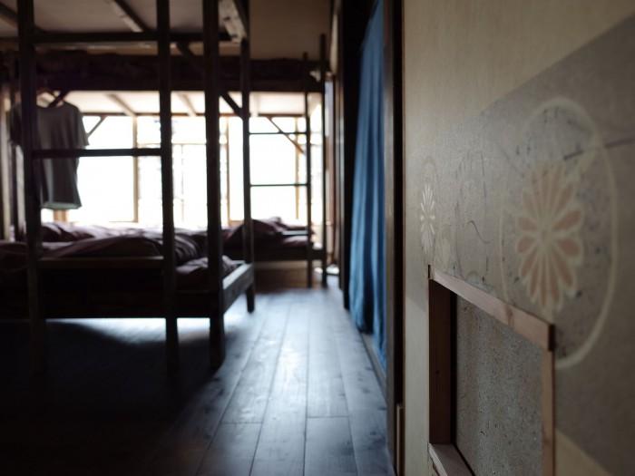 ベッドは全部で8床